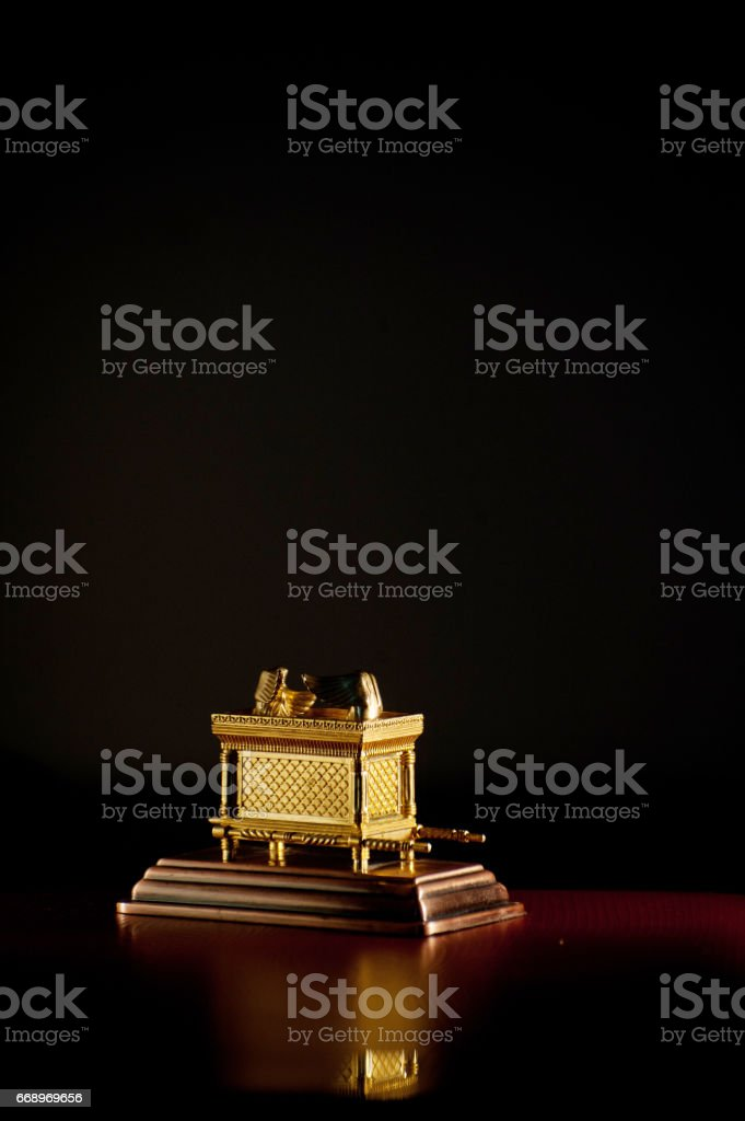 Ark of the Covenant foto stock royalty-free