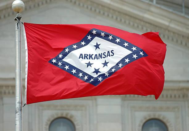 Arkansas State Flag – Foto