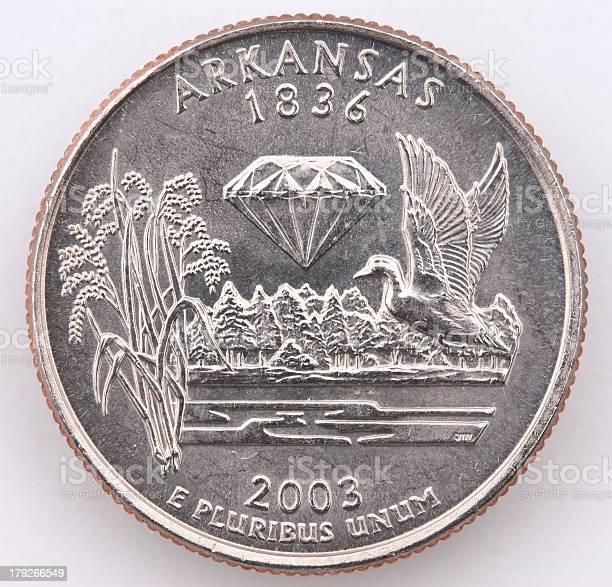 Arkansas State Quarter