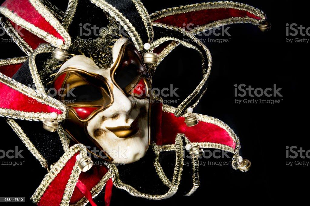 arlequin stock photo