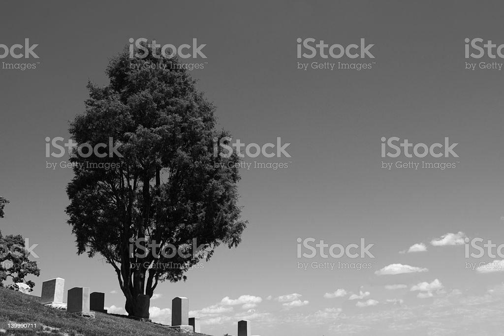 Arlington Hill royalty-free stock photo