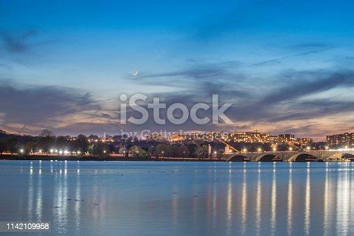 Mid-Atlantic - USA, Potomac River, USA, Washington DC, Water