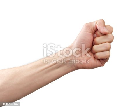 human Hand, fist