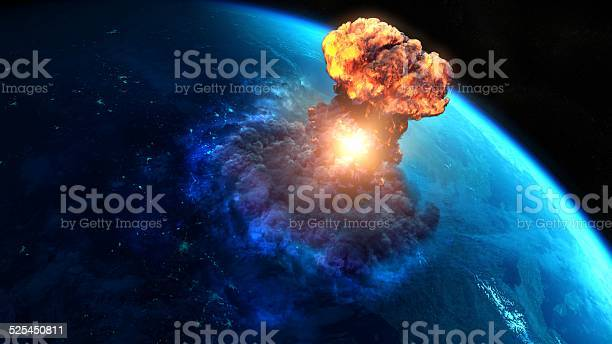 Armageddon Foto de stock y más banco de imágenes de 2012