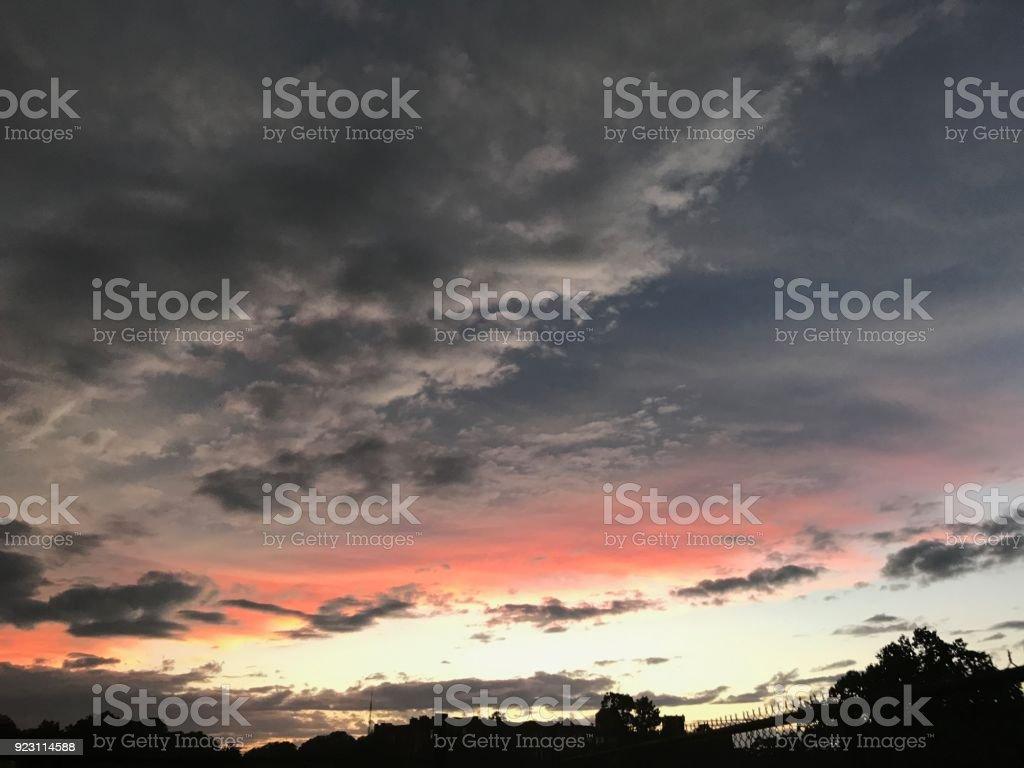 Armageddon stock photo