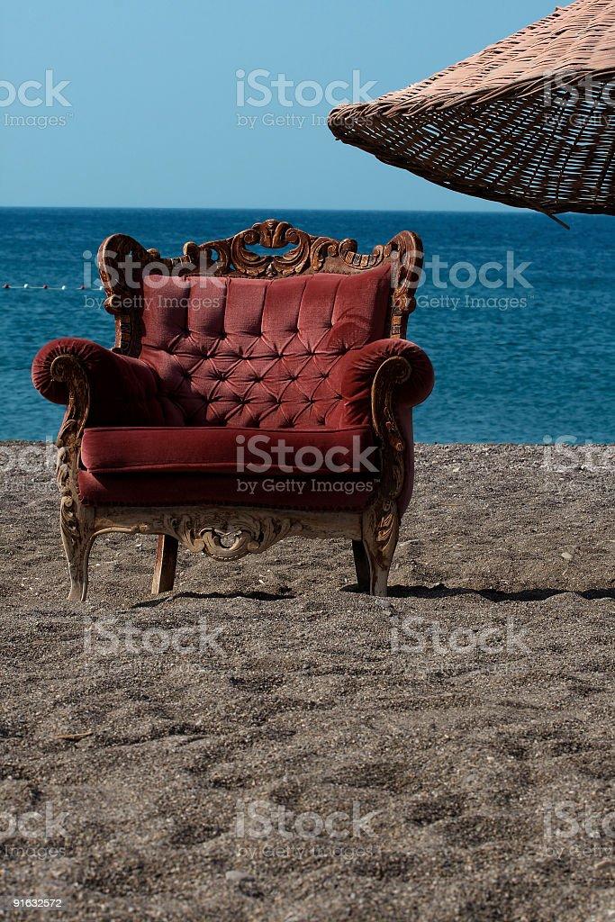 armchair 5 royalty-free stock photo