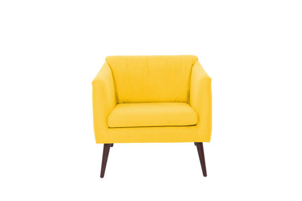 armchair. Modern designer chair on white background. Texture chair. armchair. Modern designer chair on white background. Texture chair. armchair stock pictures, royalty-free photos & images