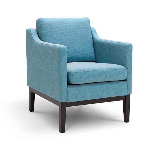 Armchair Scandinavian armchair armchair stock pictures, royalty-free photos & images