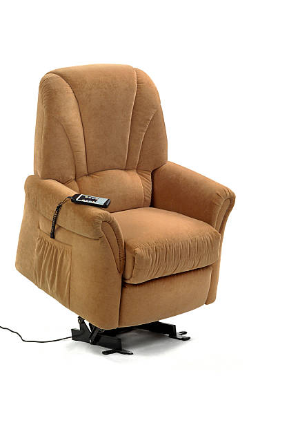 armchair to get up  retrieving stock pictures, royalty-free photos & images