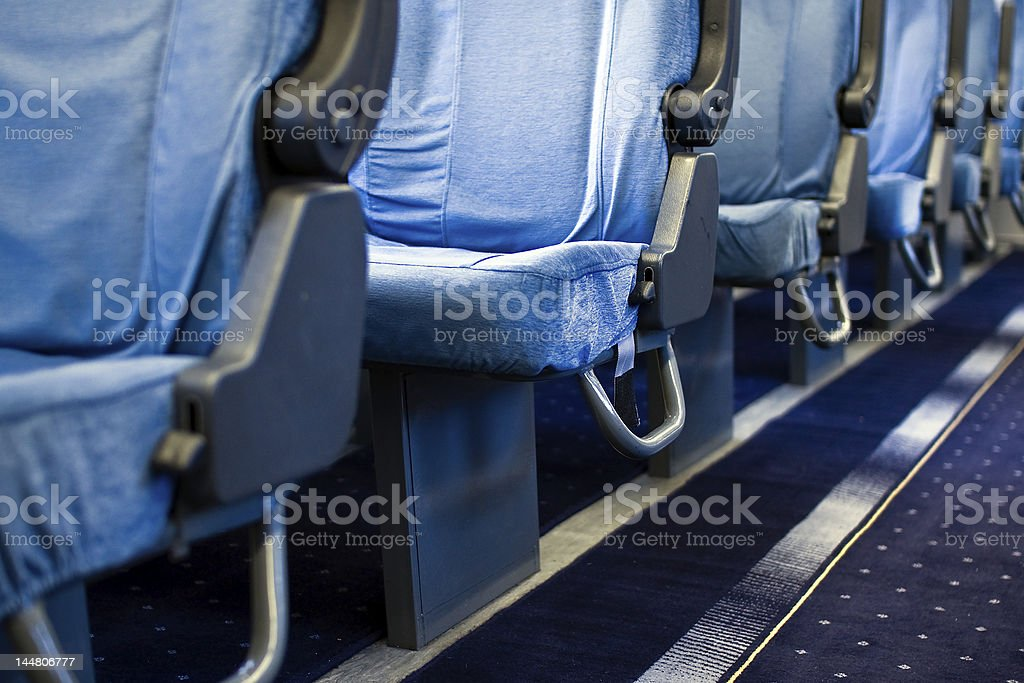Armchairs royalty-free stock photo