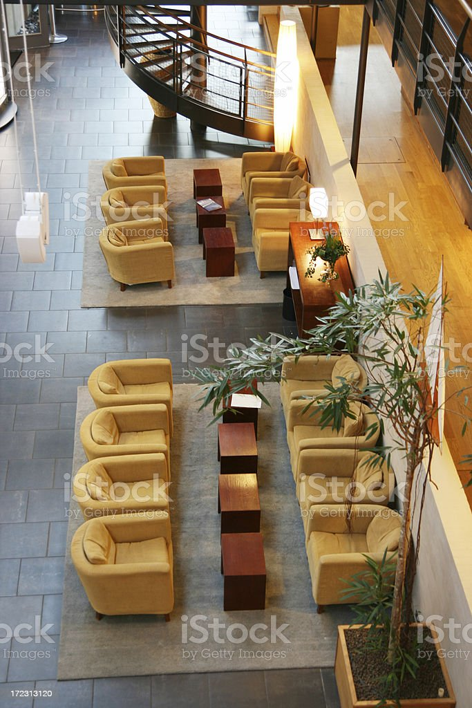 Armchairs - Royalty-free Architectural Feature Stock Photo