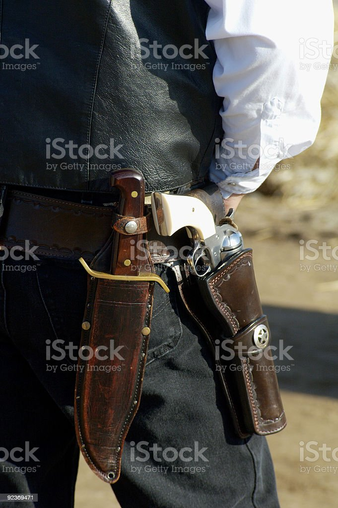 Armed 3 royalty-free stock photo