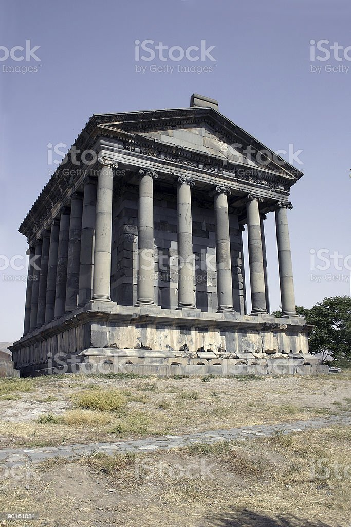 Armenia. Garny royalty-free stock photo