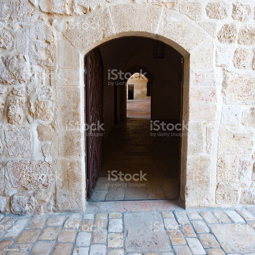 Armenian Quarter stock photo