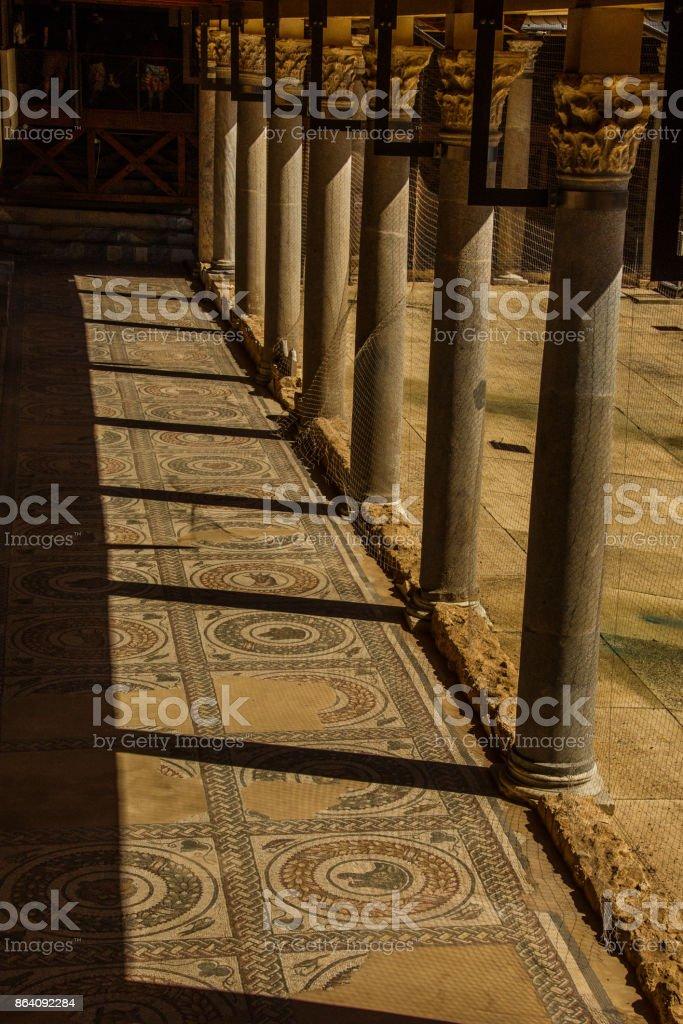 Piazza Armenina stock photo