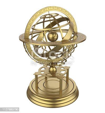 636605172istockphoto Armillary Sphere Isolated 1127680790