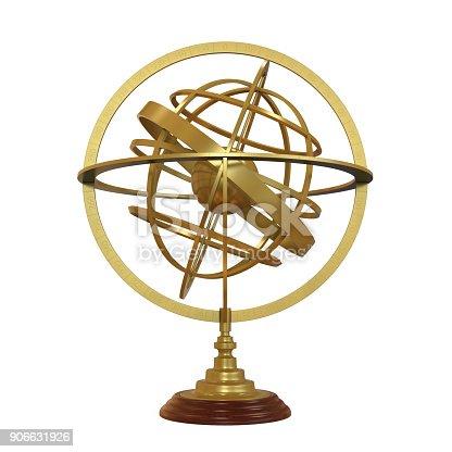 636605172istockphoto Armillary Sphere Isolated 906631926