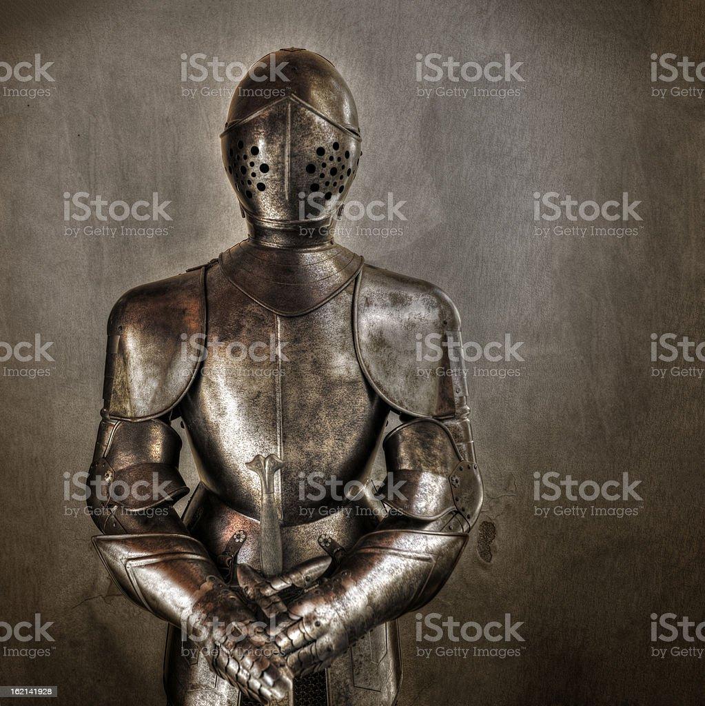Armor de La Edad Media, Toledo, de Castilla-La Mancha, España. - foto de stock