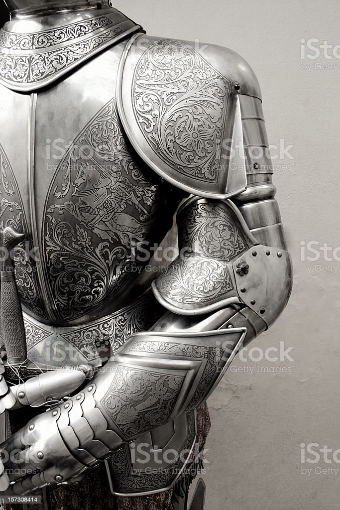 armor stock photo