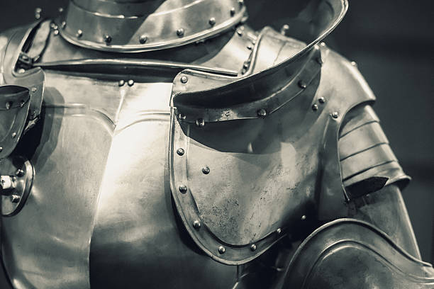 armor - the crusades stock photos and pictures
