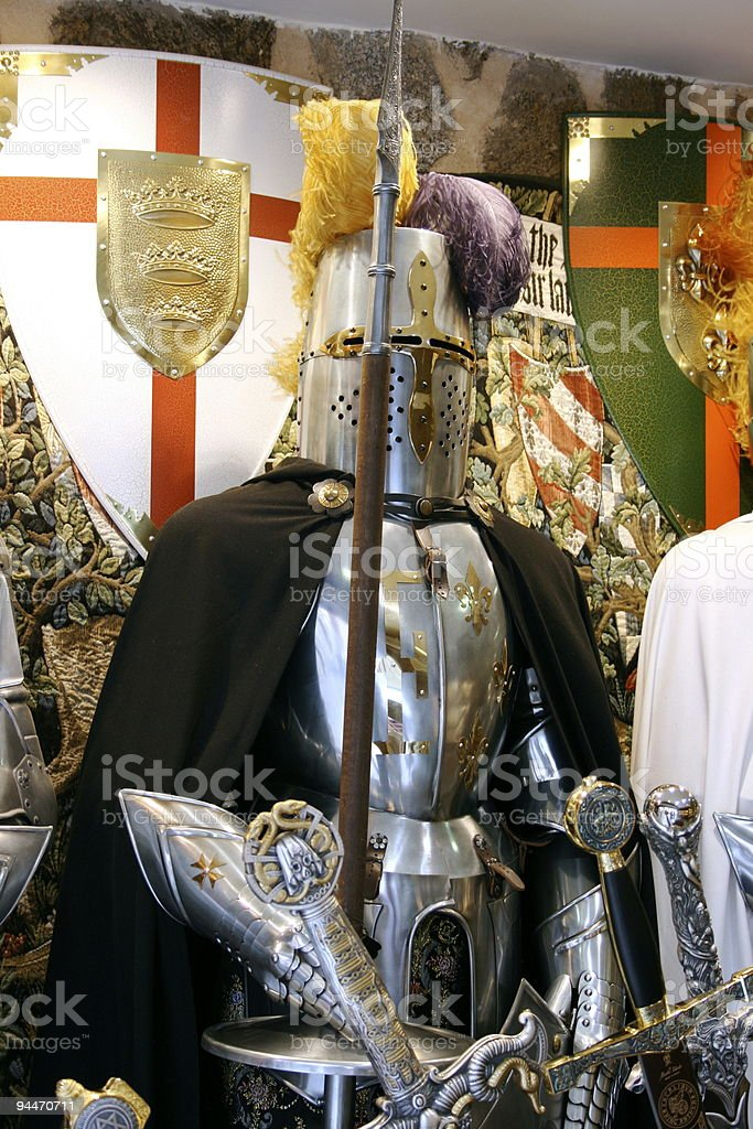 armor royalty-free stock photo