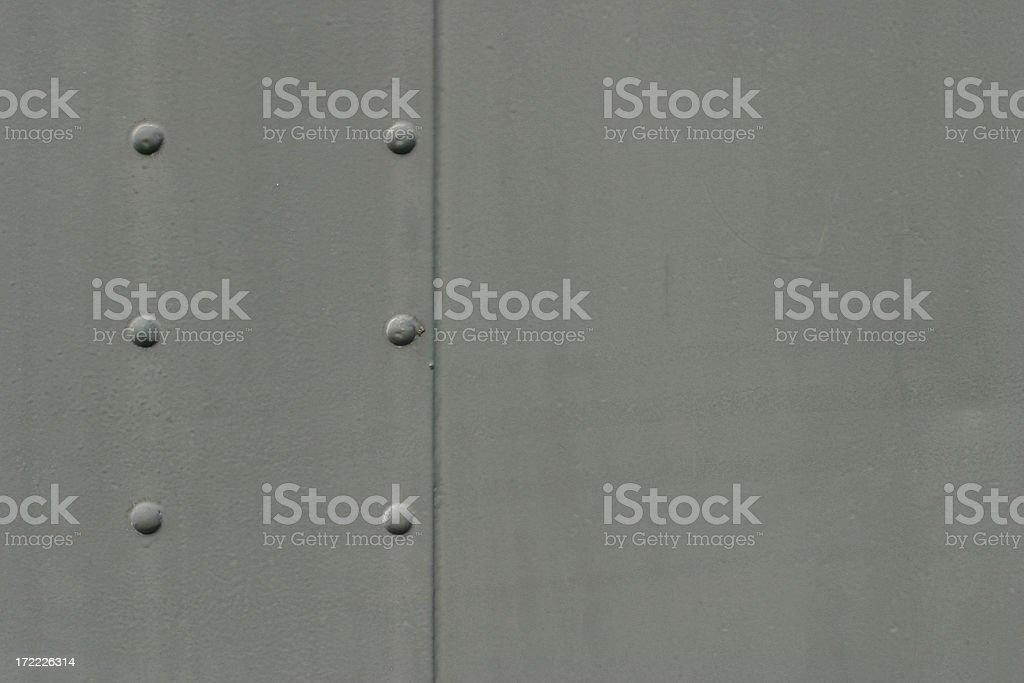 Armor Plating royalty-free stock photo