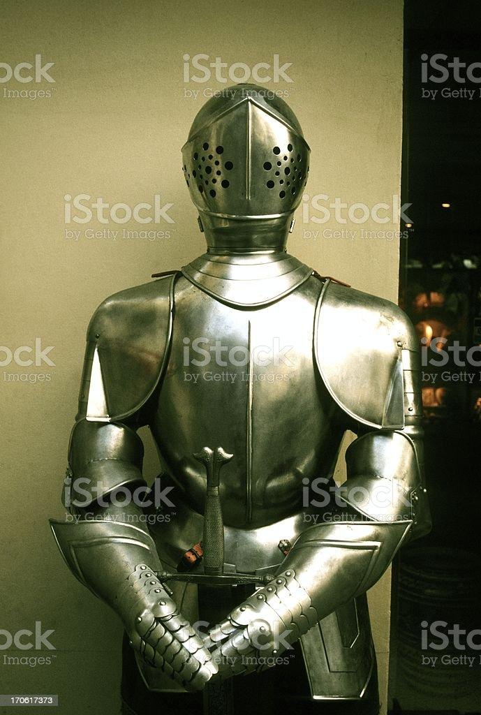 armadura de XXL - foto de stock