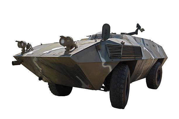 Armored stock photo