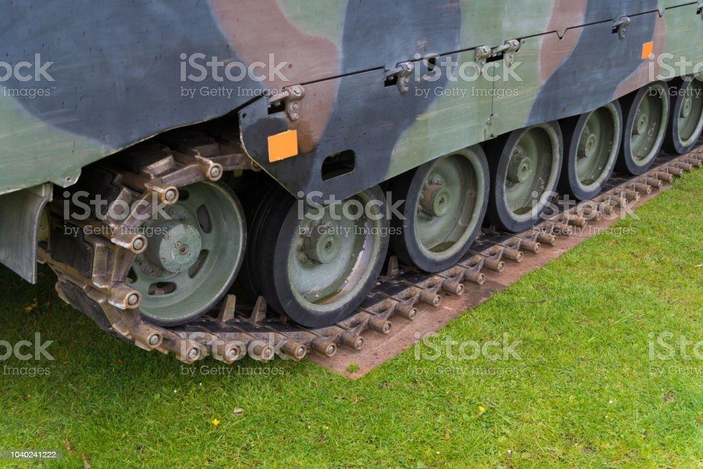 Vehículo acorazado - foto de stock