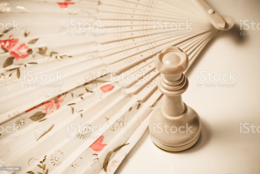 arms of a woman stock photo