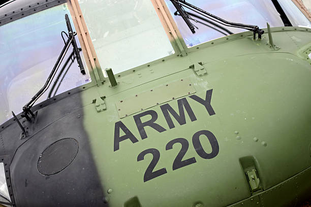 Army Aviation stock photo