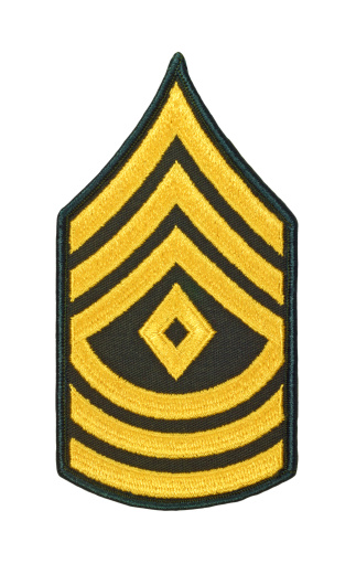 what rank is a sergeant in the army