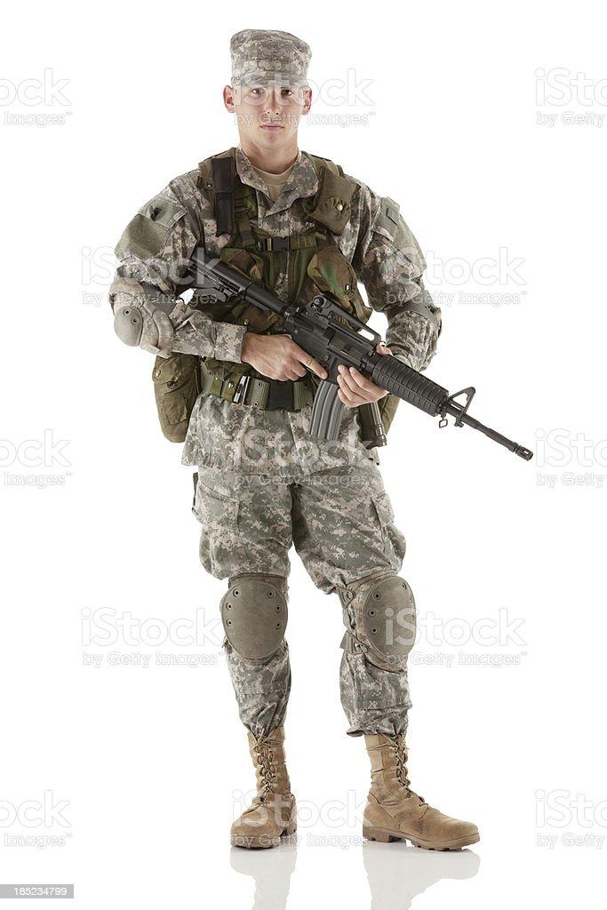 A army man