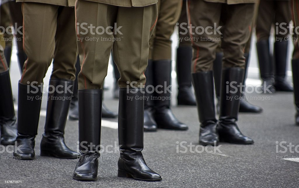 Army stock photo