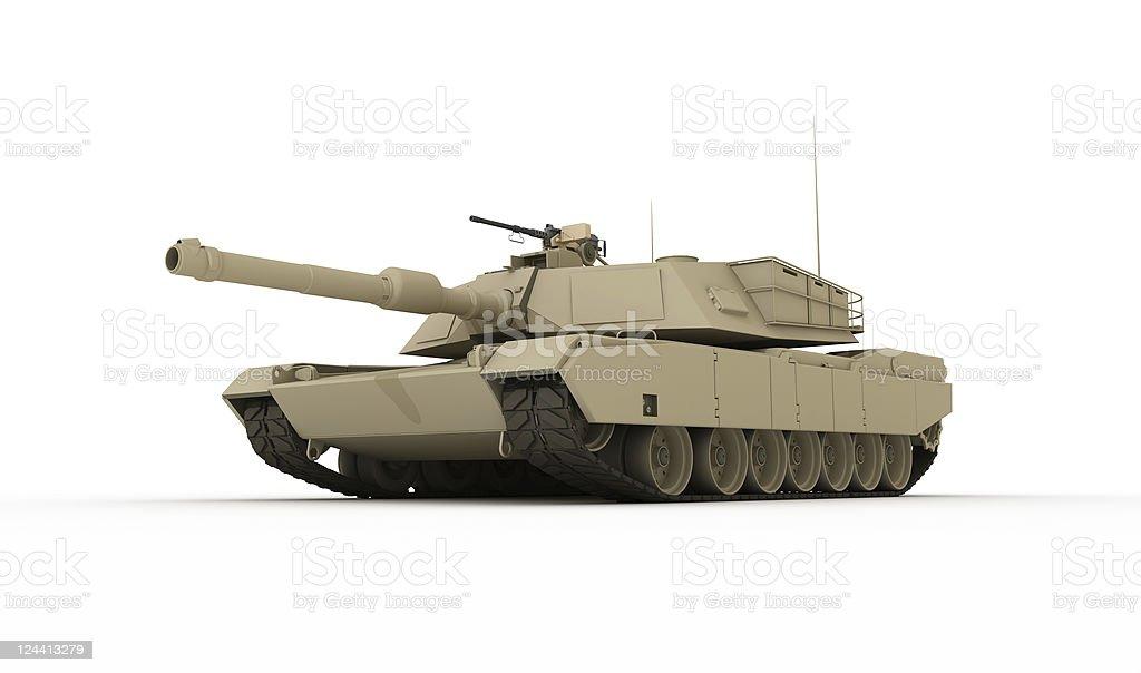 Army Tank royalty-free stock photo