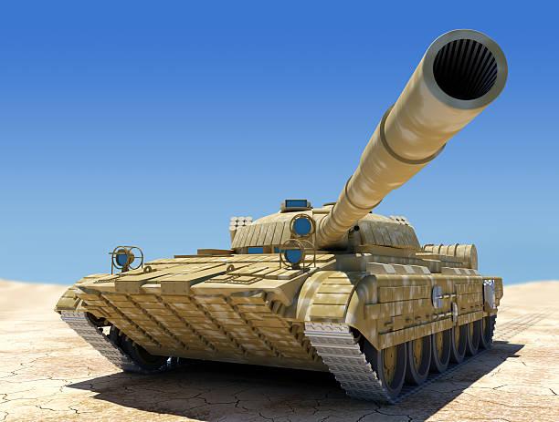 Army-tank-Top. – Foto