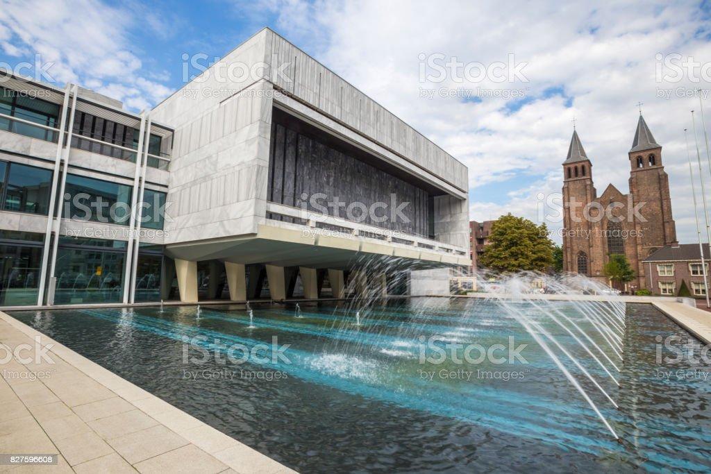 Arnhem stad in Nederland foto