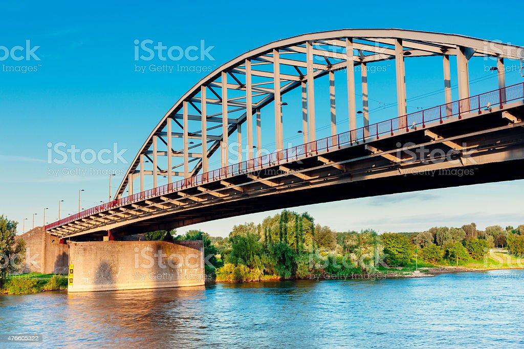 Arnhem Bridge, Netherlands foto