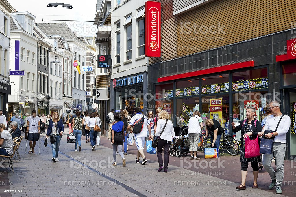 Arnheim Shopping arnhem shopping stock photo istock