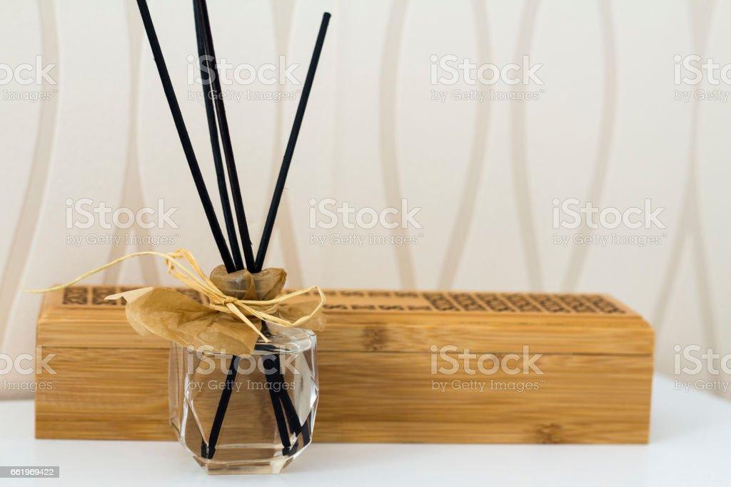 Aroma diffuser royalty-free stock photo