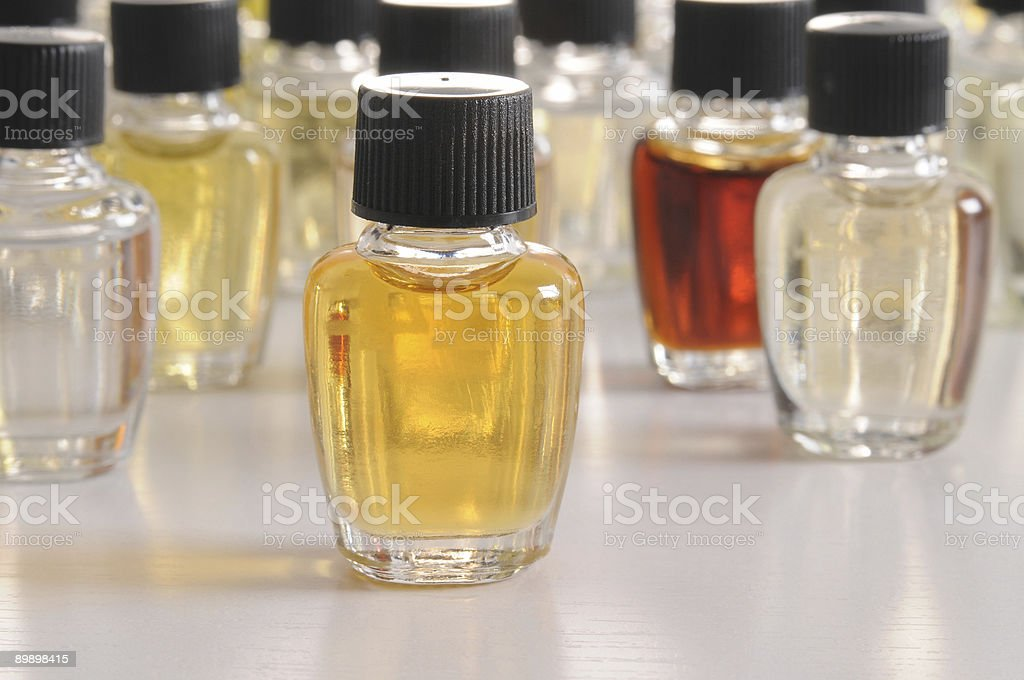 Aroma samples. Part 2 royalty-free stock photo