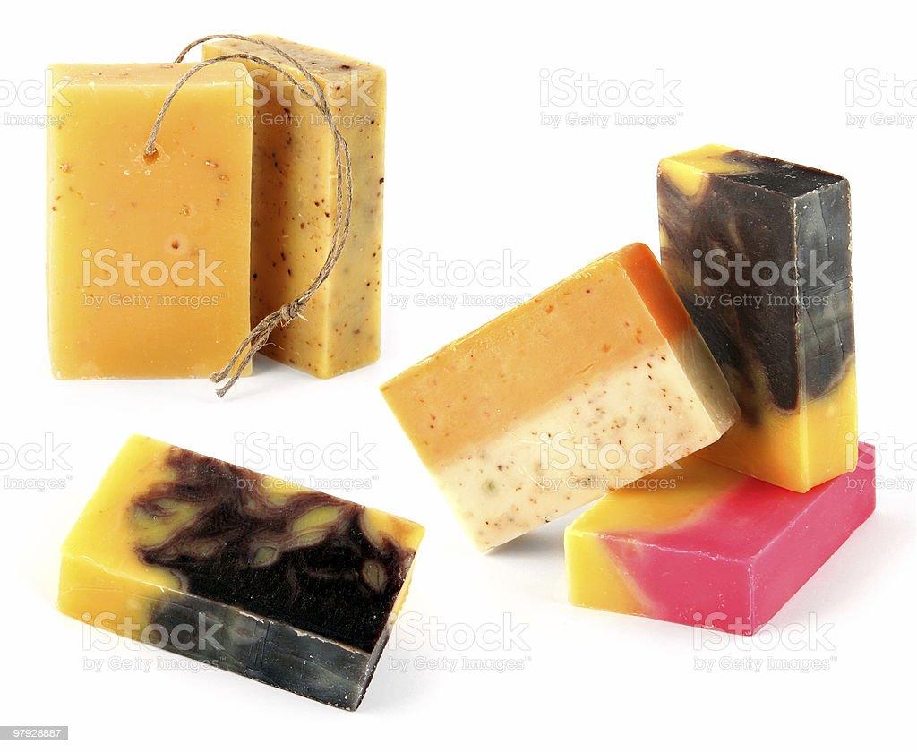 Aroma soap royalty-free stock photo