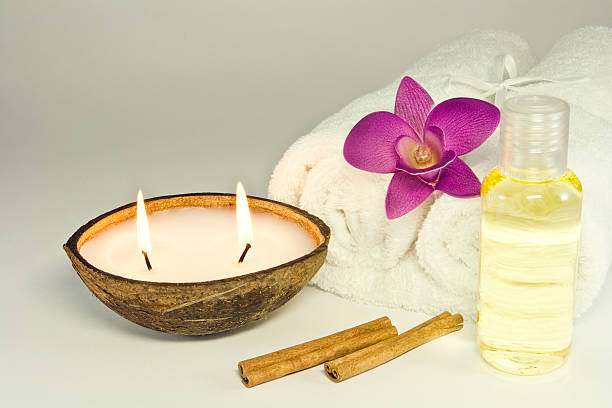 Aroma-Therapie – Foto