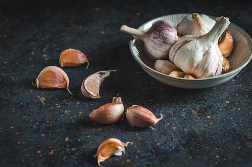 Aromaric garlic
