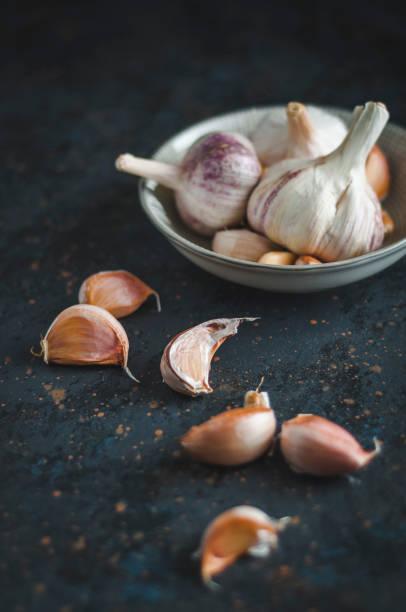 Aromaric garlic – zdjęcie