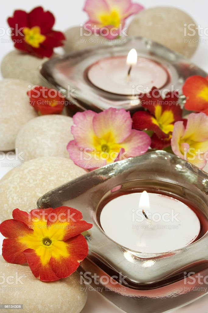 Aromatherapy concept royalty-free stock photo
