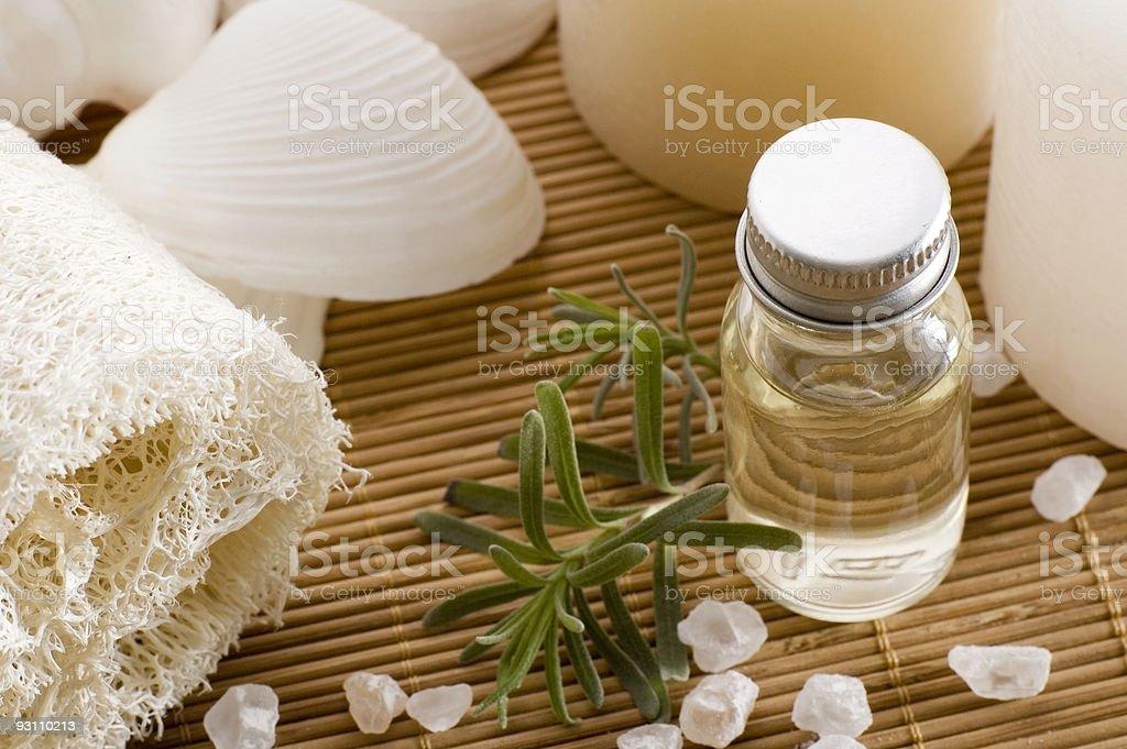 aromatherapy items - Royalty-free Alternatif Terapi Stok görsel
