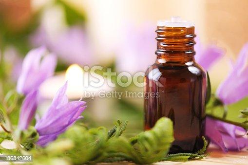 istock Aromatherapy oil 186842604