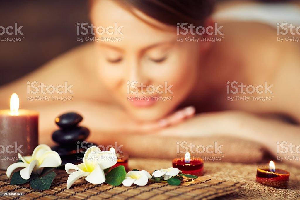 Aromaterapia - foto de stock