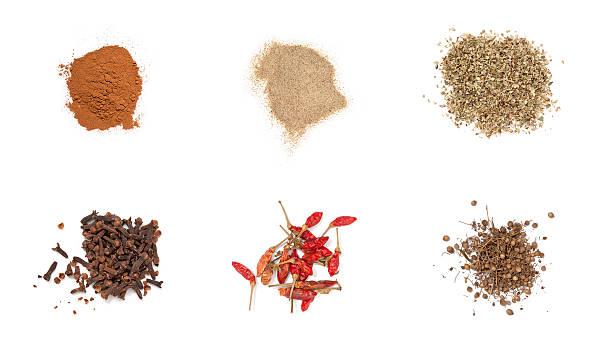 hierbas aromáticas - clavo especia fotografías e imágenes de stock